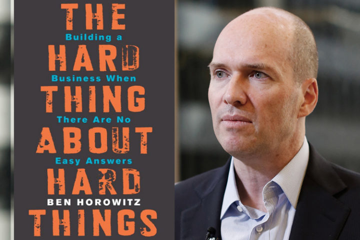 ben horowitz good product manager