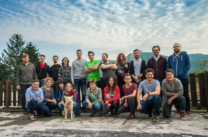 startup design team