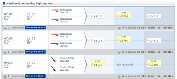 Dark Pattern of British Airways