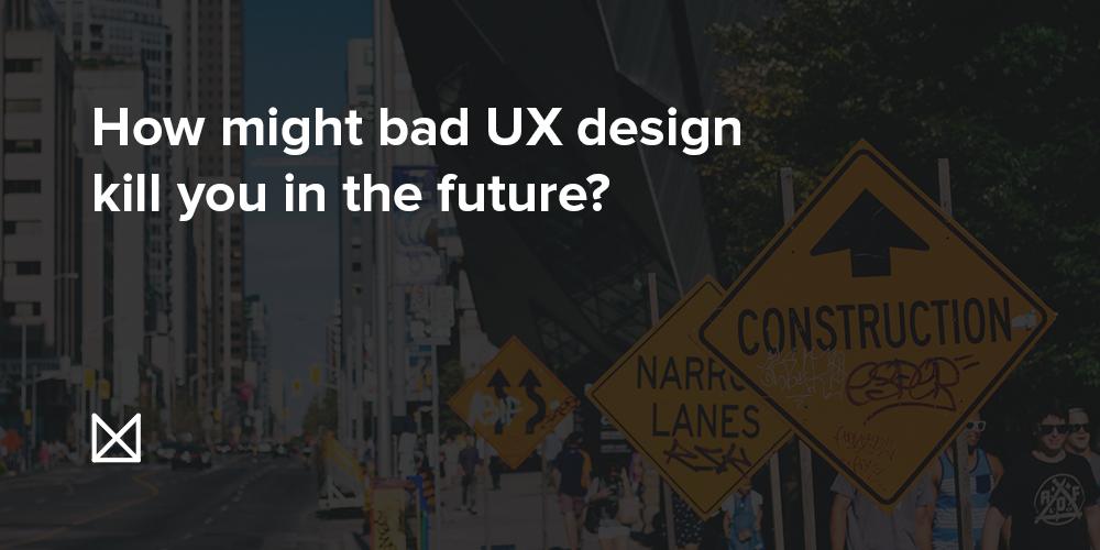 bad ux design