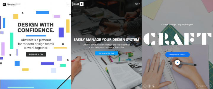 Design collaboration tools can help to keep the design system updated.