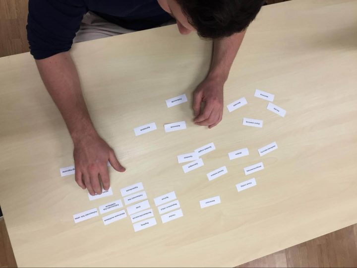 Nine UX Research Methods Product People Should Know: Card Sorting