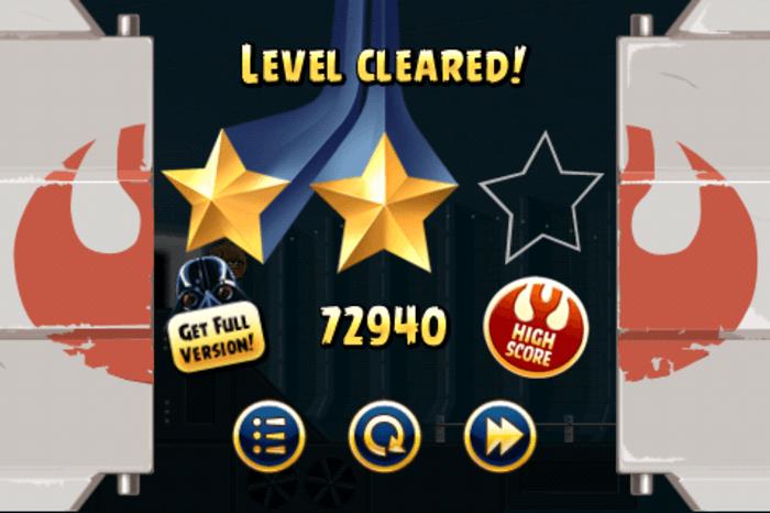 Rewards in a game