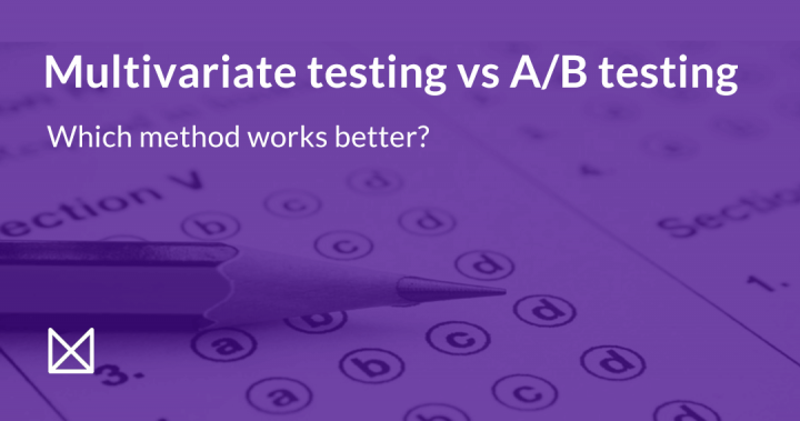 multivariate testing vs a/b testing
