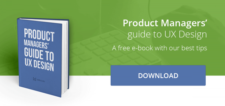 Product managers' guide to UX design