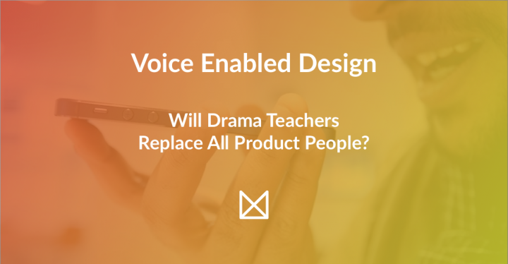 Voice Enabled Design