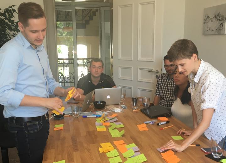 Design workshops are important