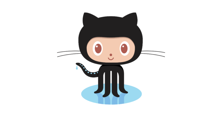 Github's ocotocat (designed by Simon Oxley) represents the complexity of coding.
