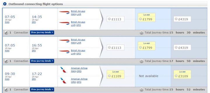 Dark Pattern of British Airways