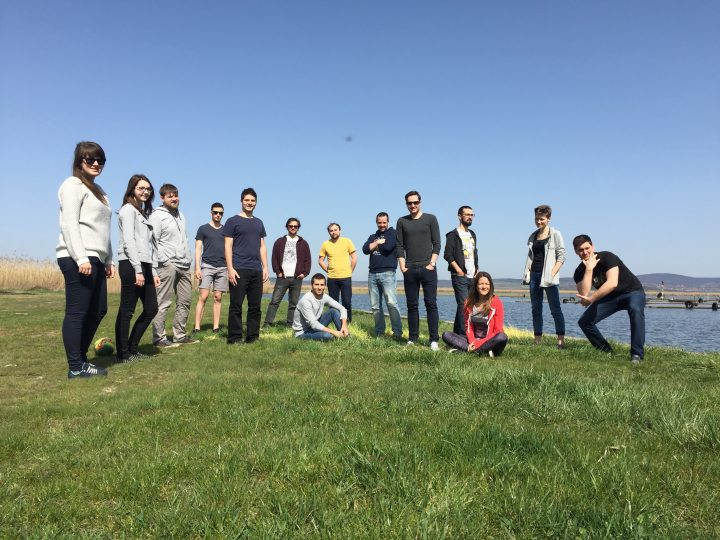 UX studio team retreat