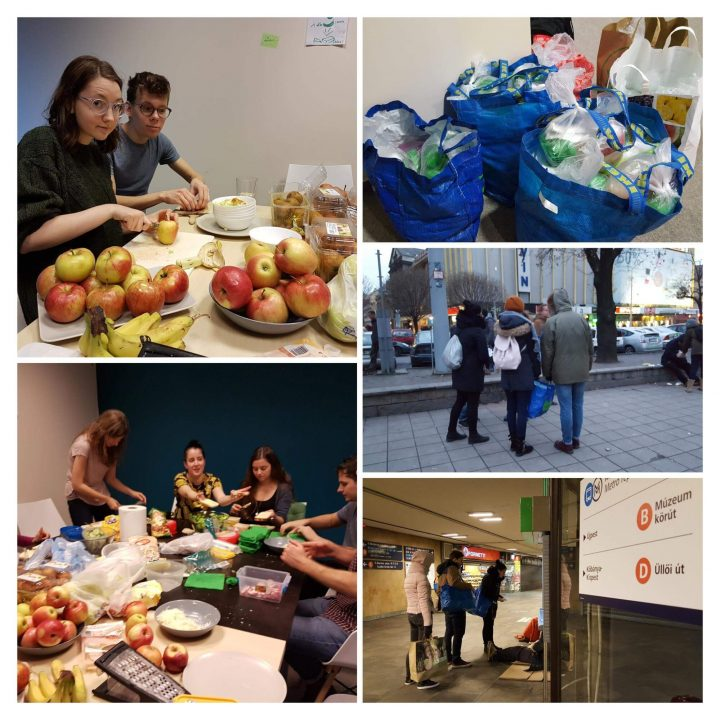 How Can UX Save The World - Products For Social Change - UXstudio food sharing for the homeless