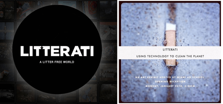 How Can UX Save The World - Products For Social Change - Litterati