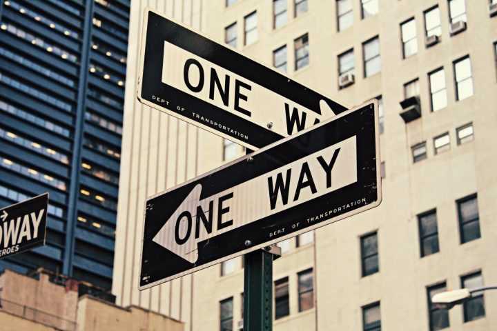 Digital Space_New York One Way