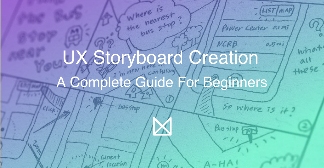 Ux Storyboard Creation A Complete Guide For Beginners