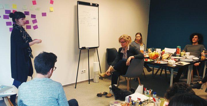 UX Company Brainstorming