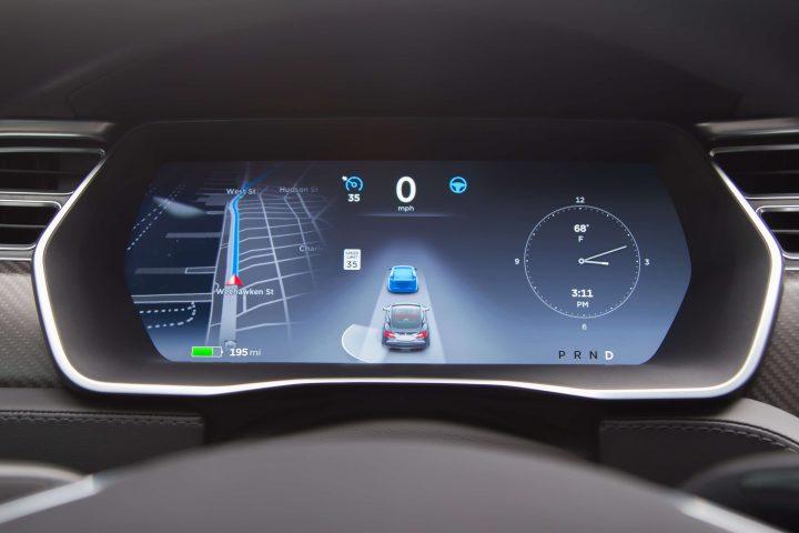 Tesla autopilot dash ai ux