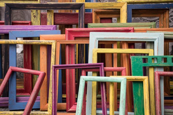 How To Be More Creative Frames