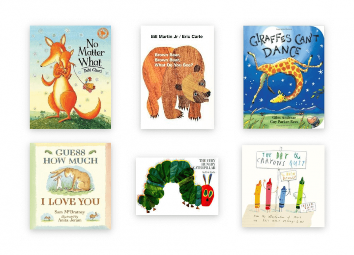 Design For Kids Books for toddlers