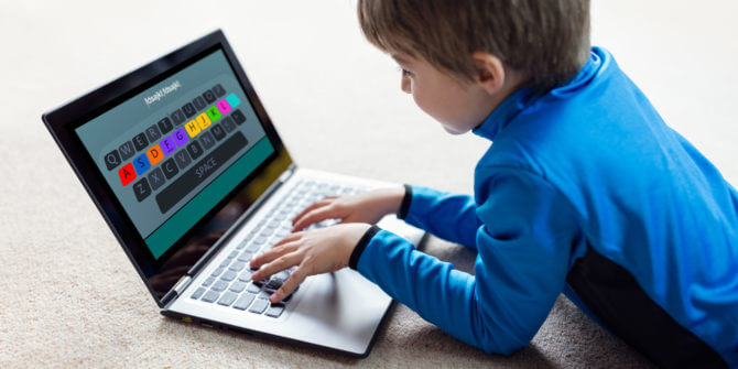 Design For Kids Laptop