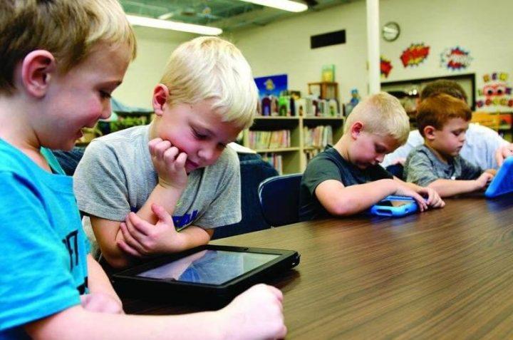 Design For Kids School Tablets
