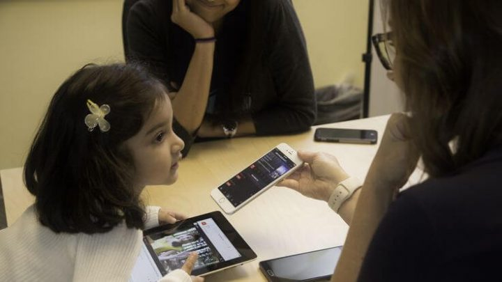 Design For Kids Usability Test With Children