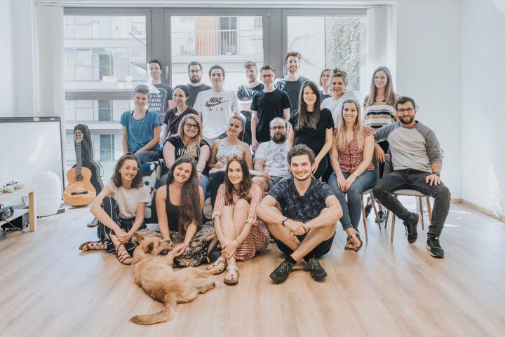 UX studio team picture