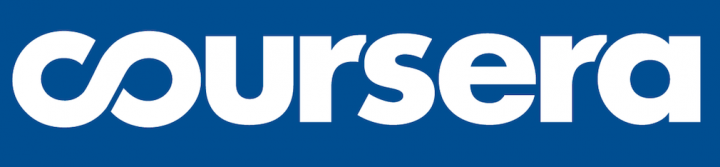 Best UX course online: Coursera logo