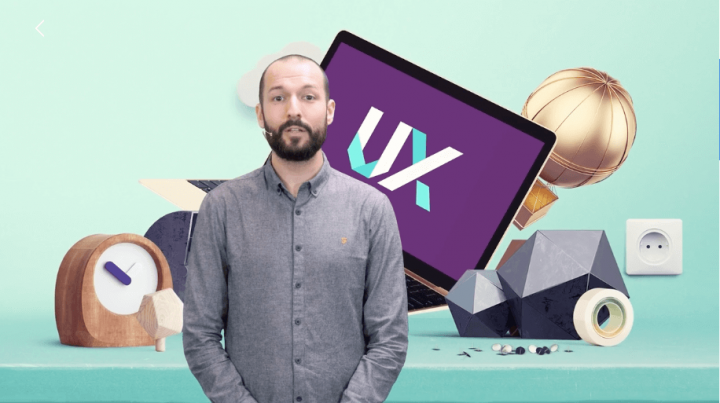 Best UX course online: Usability screenshot