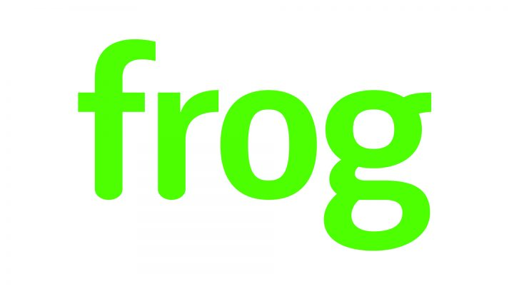 Top UX Agencies: Frog logo