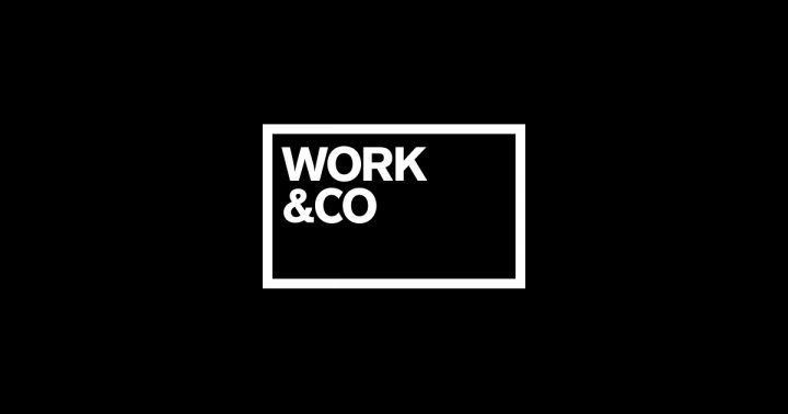 Top UX Agencies: Work and Co logo