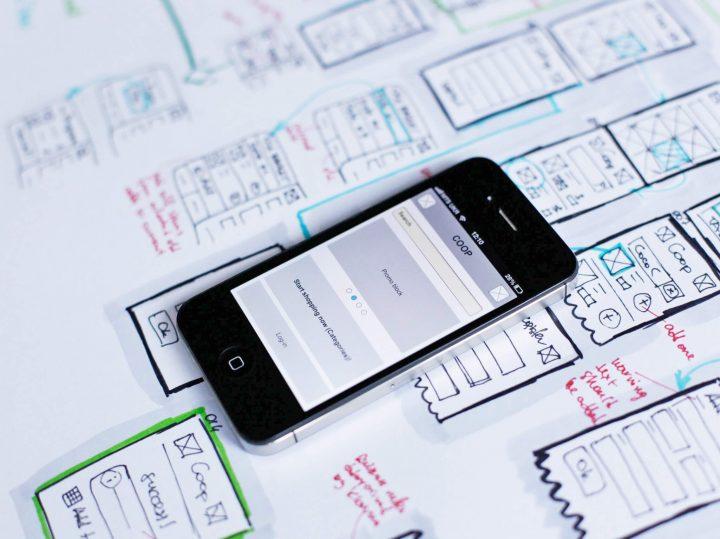 UX Company Hiring Prototype