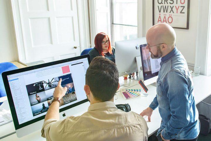 UX Company Hiring Teamwork