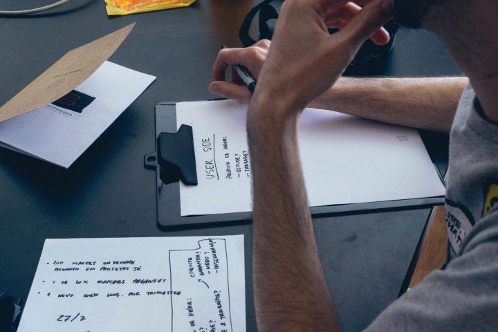 Service design: UX designer thinking