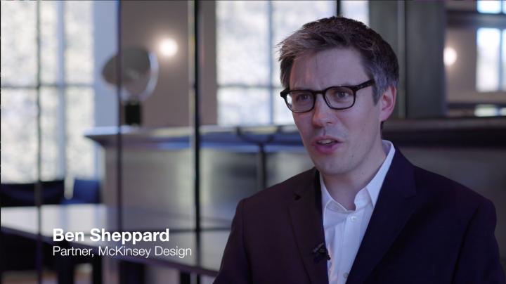 Business Value of Design: McKinsey interview