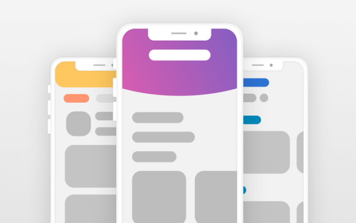 5 Awesome App Home Pages How Great Design Increases User Loyalty