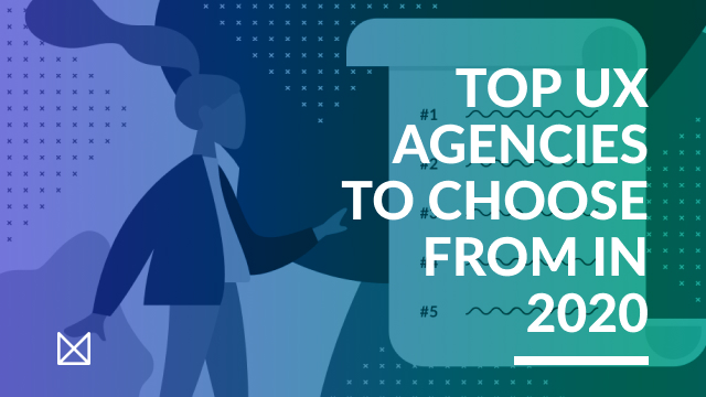 10 Top Ux Agencies 2020 With Pricing Rankings Ux Studio