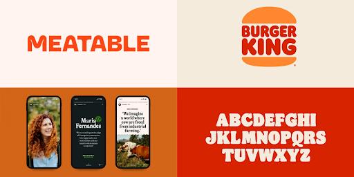 Burger King - retro logos