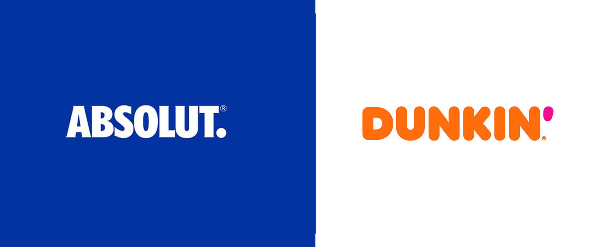 Confident and mature logo trends