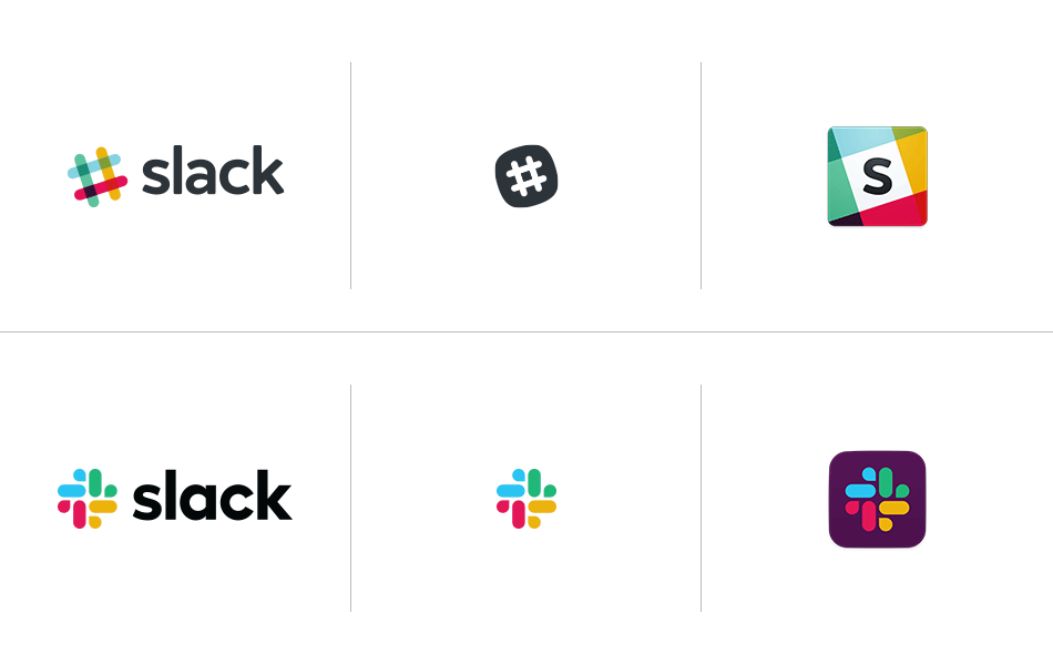 Slack follows logo trends