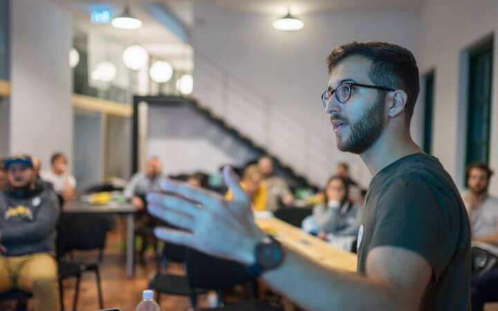 UX training course