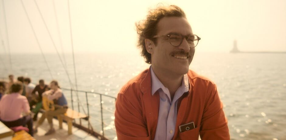 Snapshot from the movie Her