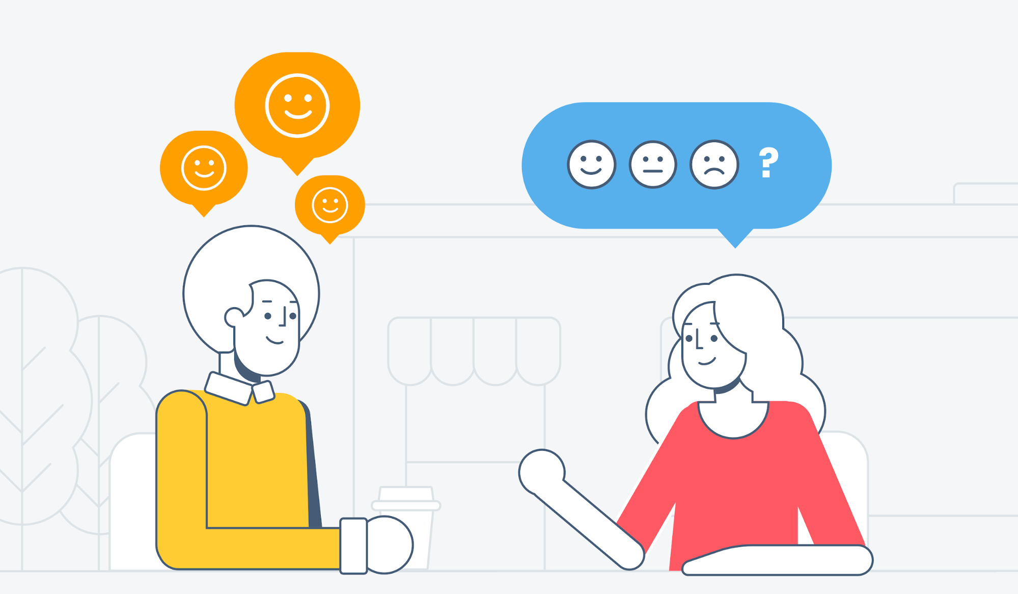 how to improve customer service using customer story