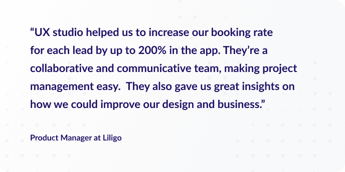 France's leading travel app Liligo review