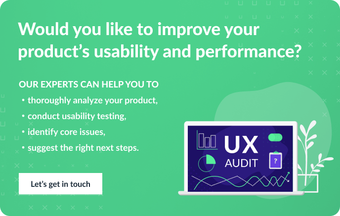 UX Audit-Banner
