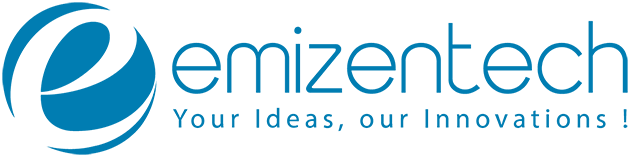 ecommerce web design company emizentech